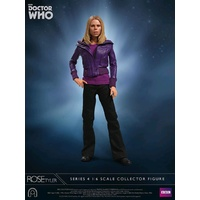 "Doctor Who - Rose Tyler Series 4 12"" 1:6 Scale Action Figure"