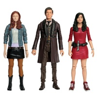 Doctor Who - Eleventh Doctor Amy Pond & Oswin Action Figure 3-pack Version 2