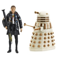 Doctor Who - Ace & Dalek Rocket Launcher Action Figure Set