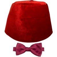 Doctor Who - Fez and Bow Tie Set