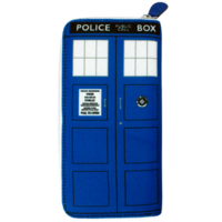 Doctor Who - TARDIS Ladies Clutch Purse