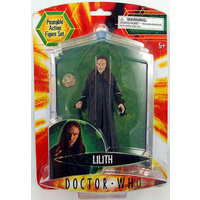 Doctor Who The Lilith  5 Inch Figure Series 3