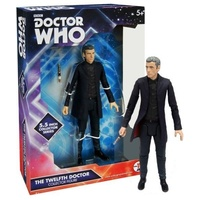 Doctor Who 12th doctor Action Figure Black Shirt