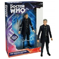 Doctor Who 12th Doctor Action Figure Polka Dot Shirt